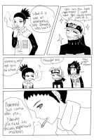 Eyes of the Faithful Yaoi p26 by MikaMonster