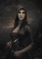 Assassin by Dropdeadcoheed