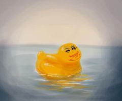 Jelly Ducky by ThirteenMemories
