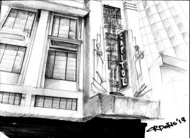 Escolta - Capitol Theater by migzmiguel08