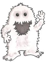 Y is for Yeti by crpechonick
