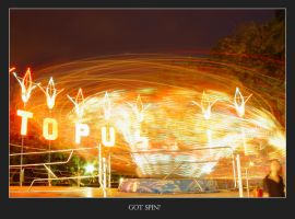 Got SPin by MarcWasHere
