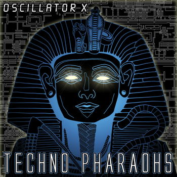 Techno Pharaohs Final by Robotrock1337