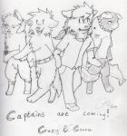 The C-Captains aaaaaare COMING! by KilaWolfsblut