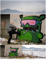 This Is Snowboarding by The-Kiwie