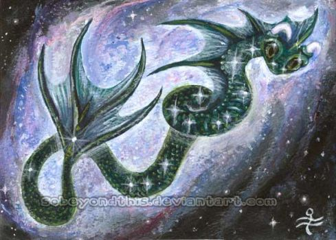 Constellations - Hydra by sobeyondthis