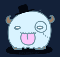 Gentleman Poro by Ebaroo
