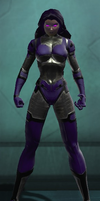Blackfire (DC Universe Online) by Macgyver75