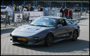 1992 Toyota   MR2 by compaan-art