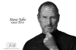 RIP Steve Jobs by jovifactor