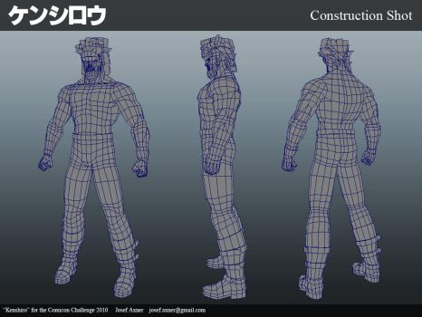 CC10: Kenshiro Construction by Jiggeh