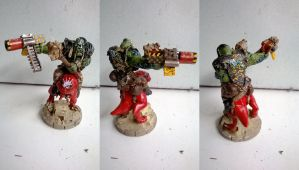 Ork Riders 5 by orcbruto