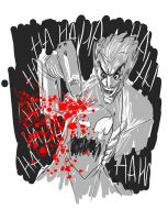Joker and the Power Drill by jdcunard