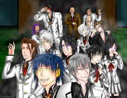 Shinigami Knights Again by immortalblood0219