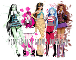 950 watchers gift ~ monster high ghouls download ! by chippedlilac