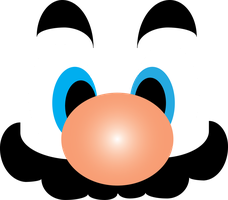 It's a me Mario by RobbanFoxer