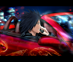 Madara: Driving a car by Lesya7