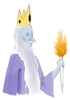 Thats some Ice king right there by eliexiel