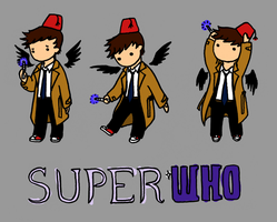 Superwho by OfDarkLands