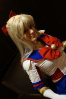 Sailor V at the CON-G! #16 by Lightning--Baron