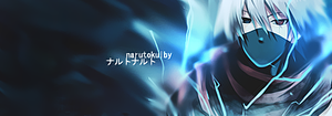 Kakashi Signature by McLoviin