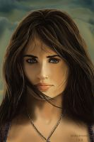 Penelope Cruz from Pirates of the caribbean by Airpainter13