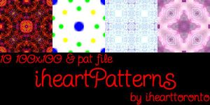 iheartPatterns 1 by ihearttoronto