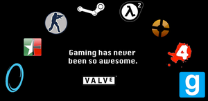 VALVe Poster by zp92