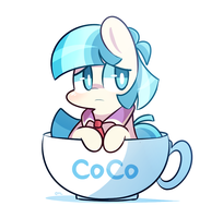 Coco pommel by MACKINN7