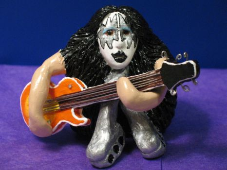 Ace Frehley Rock Mini by djdeezigns