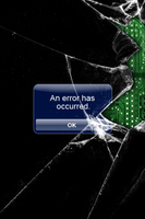 iPhone Error 01 of 03 by StArL0rd84