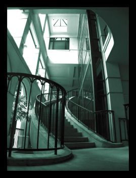 Stairway by avadon