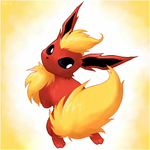 Flareon by stardroidjean