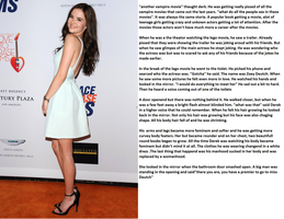 Zoey Deutch TG caption by campzone