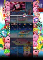Kirby Youtube Background by GreenHavocKirby