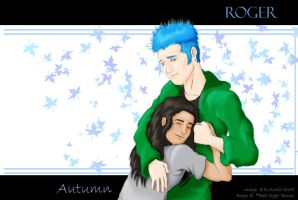 Autumn and Roger by Autumn-Memories