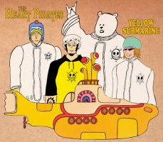 Law's Yellow Submarine by TeiSsoN