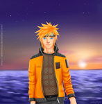 Naruto 10.10.13 by AlienNinja