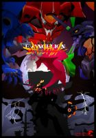The 3 Barons Of Hell_Cover by ShadowRunner27