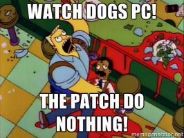 The Patch Do Nothing! by Carlos-the-G