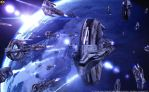 Fight for Rannoch by Euderion