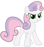 Adult Sweetie Bell Vector by BR-David