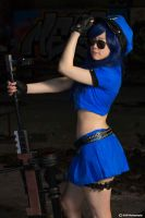 More League of Legends - Officer Caitlyn 3 by Kawaii9413