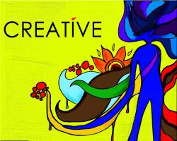 Be Creative_ by harajukumatt