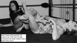 Scene from Tickle Wrestling History  1973/60s (10) by RL1895
