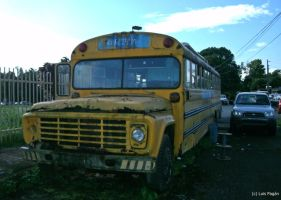 75' Ford F700 ex School Bus by Mister-Lou