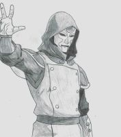 The Legend of Korra: Amon by Excalibur49