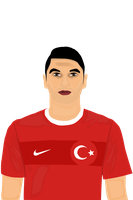 Burak Ylmaz Vector PNG by bluezest1997