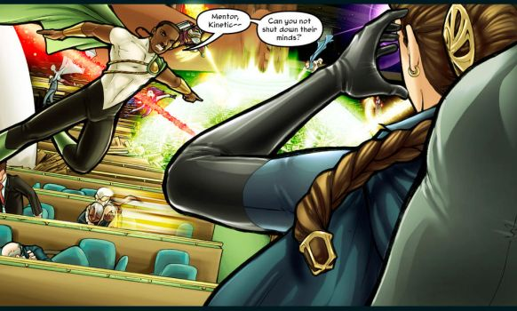 The Unques #1 Page 19: Read it FREE! by ComfortLove