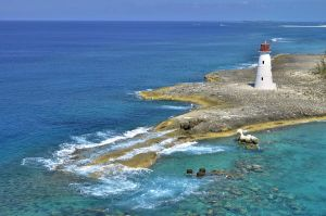 Nassau Lighthouse III by E-Davila-Photography